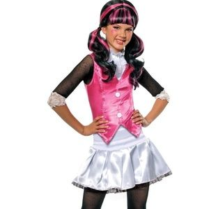 Other - Monster High Dracylayura Child Costume Size Large